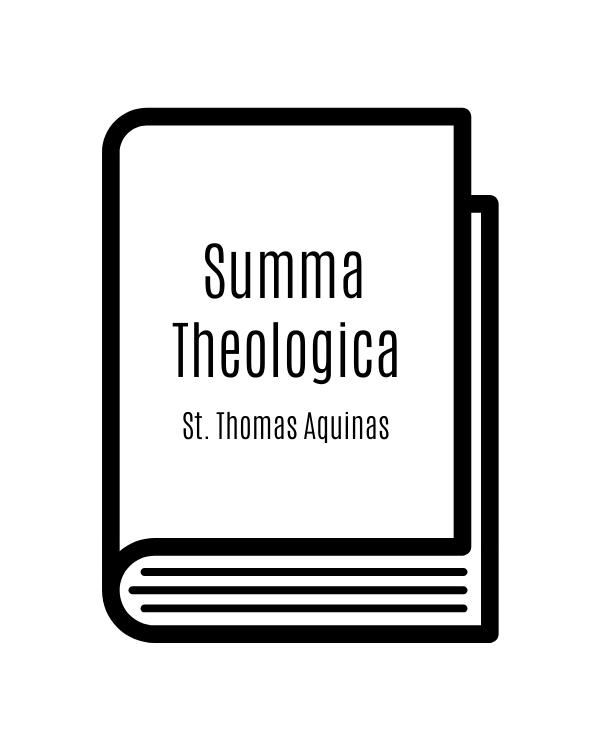 Summa Theologica (II-II 186-189): St. Thomas Aquinas