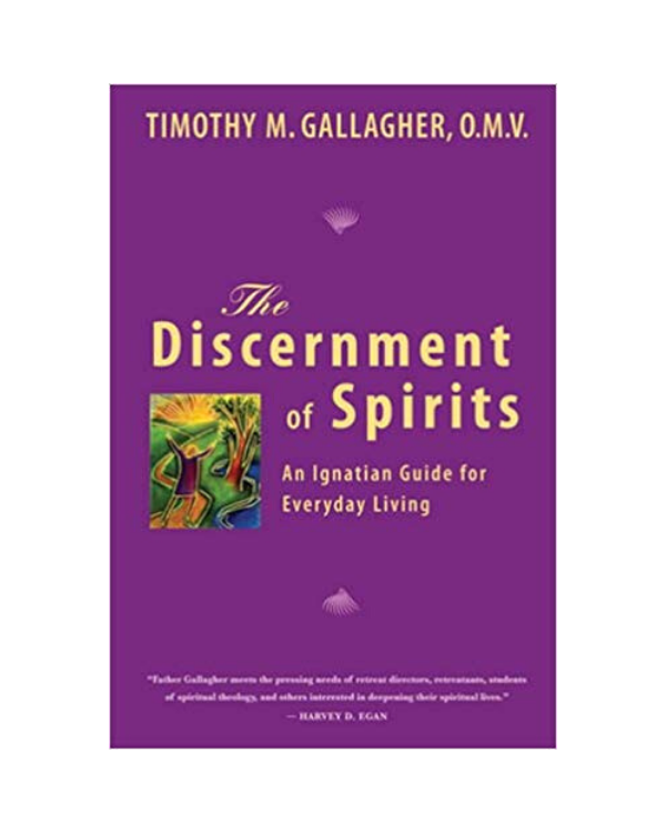 The Discernment of Spirits: Fr. Timothy Gallagher