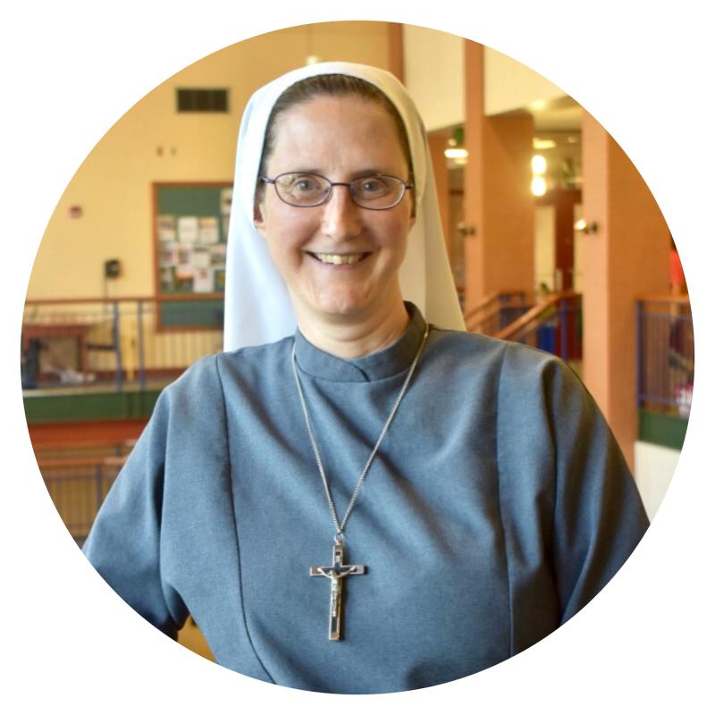 Religious Advisor: Sr. Jean Marie