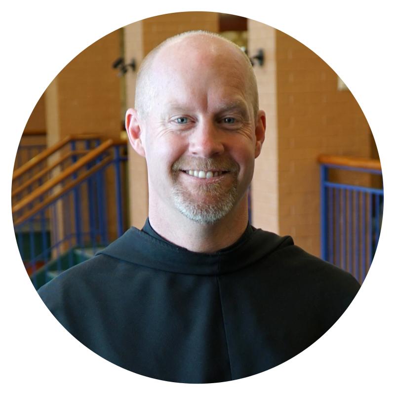 Director of Priestly Discernment Program: Fr. Jonathan McElhone