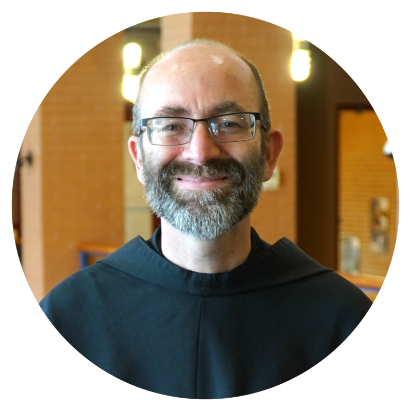 Vice President of Franciscan Life: Fr. Jonathan St. Andre